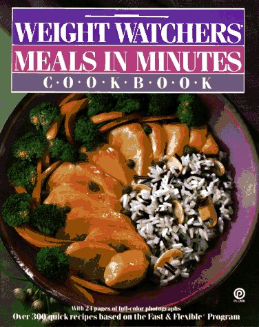 Weight Watchers Meals in Minutes Cookbook (Plume)