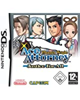 Phoenix Wright: Ace Attorney - Justice For All (Nintendo DS)