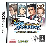 Phoenix Wright: Ace Attorney - Justice For All (Nintendo DS)by Capcom