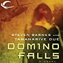 Domino Falls Audiobook by Steven Barnes, Tananarive Due Narrated by Emily Bauer