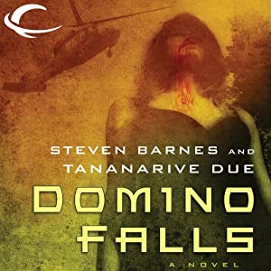 Domino Falls Audiobook