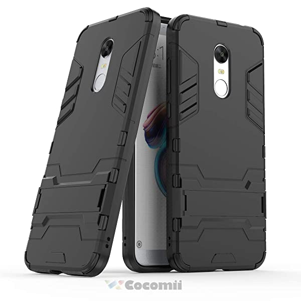 cbe220fa67f Cocomii Iron Man Armor Xiaomi Redmi Note 5/Redmi 5 Plus Case New [Heavy  Duty] Tactical ...