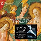 the tallis scholars sing thomas tallis