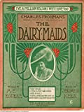 "The Dairymaids [Dairy Maids] 11"" X 14"" Print of Art Made Famous on ""The Dick Van Dyke Show"""