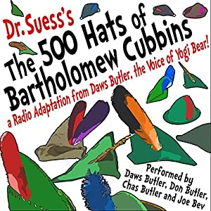 The 500 Hats of Bartholomew Cubbins Radio/TV Program