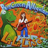 Big Green Alligator--Christian