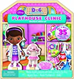 Artistic Studios Disney Doc McStuffins Wooden Magnetic Playhouse (35-Piece)