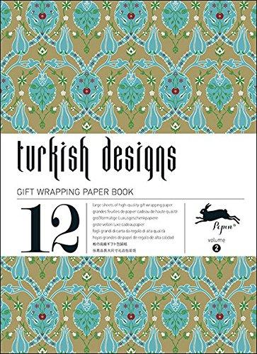 Turkish Designs: Gift & Creative Paper Book Vol. 02