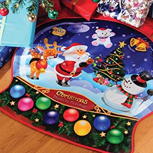 Interactive Christmas Musical Mat for all age kids