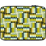 Snoogg Wave Centric 2443 12 To 12.6 Inch Laptop Netbook Notebook Slipcase Sleeve