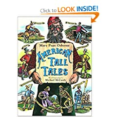 Amazon.com: American Tall Tales (9780679800897): Mary Pope Osborne, Michael McCurdy: Books