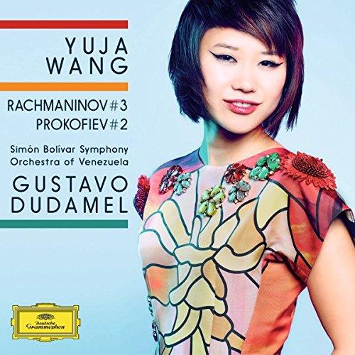 Yuja Wang - Piano Concerto No 3 / Piano Concerto No 2 (CD)