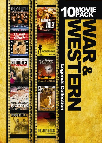 War & Western Legends Collection