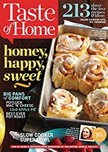 Taste of Home (1-year auto-renewal)