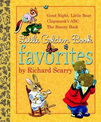 Little Golden Book Favorites (Little Golden Books)