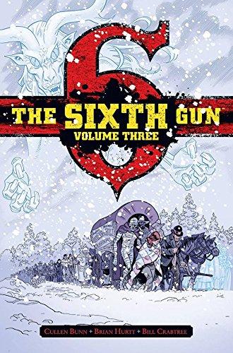The Sixth Gun Deluxe Edition Volume 3 Hardcover