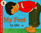 My Feet (Let's-Read-and-Find-Out Science 1) (0064451062) by Aliki