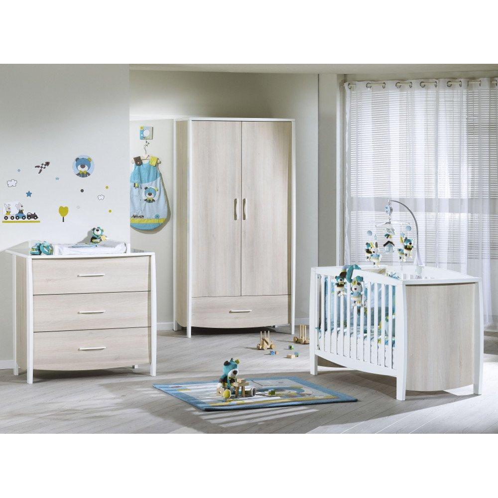 """Sauthon Kinderzimmer """"Milk"""" Holz/weiß kaufen"""