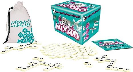 Asmodée - MIX02 - Jeu de réflexion - Mixmo-Version Pavé -  -