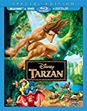 Tarzan (Special Edition) [Blu-ray + DVD + Digital Copy]  (Bilingual)