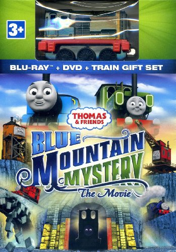 Thomas & Friends Blue Mountain Mystery The Movie