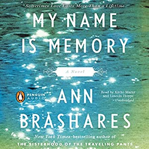 My Name Is Memory Audiobook
