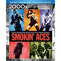 Smokin' Aces (Blu-ray + DIGITAL HD with UltraViolet)