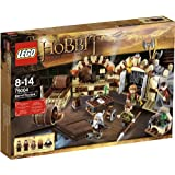 Lego, The Hobbit, Exclusive Barrel Escape (79004)