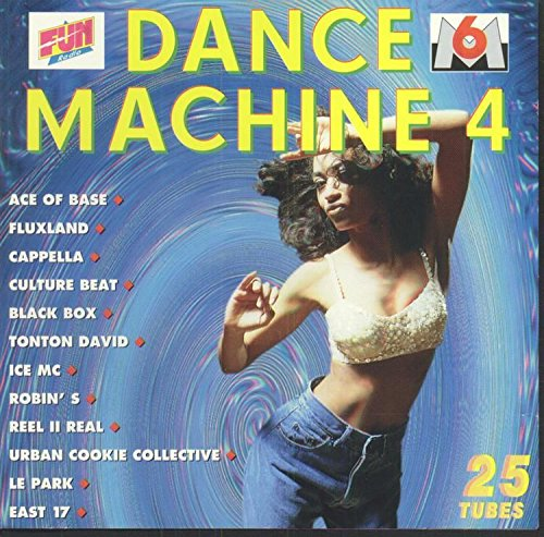 Dance Machine Vol 4