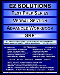 EZ Solutions - Test Prep Series - Verbal Section - Advanced Workbook - GRE