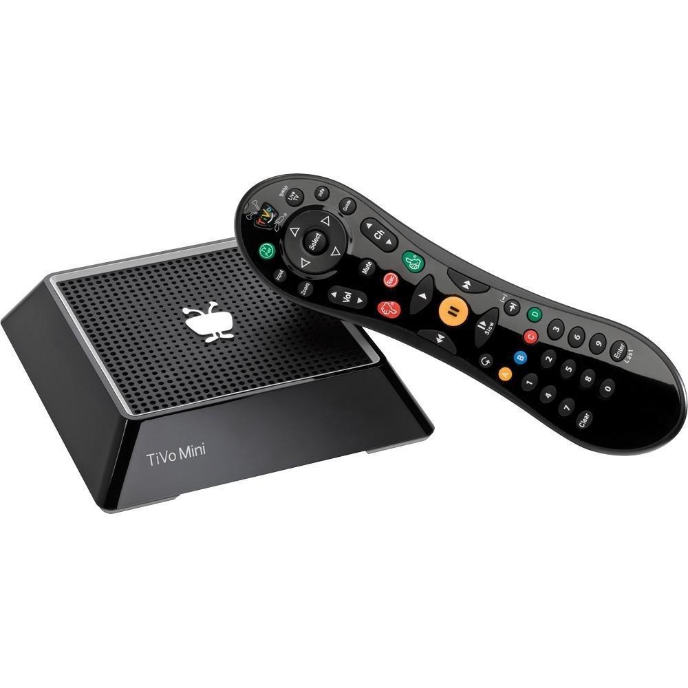 TiVo Mini with IR Remote Refurb Deals