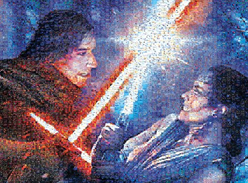 Buffalo Games Strong with The Force Star Wars Episode VII Photomosaic Puzzle (1000 Piece)