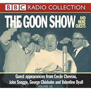 The Goon Show Volume 18 - Spike Milligan