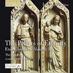 The Pillars of Eternity/Eton Choirbook Volume III