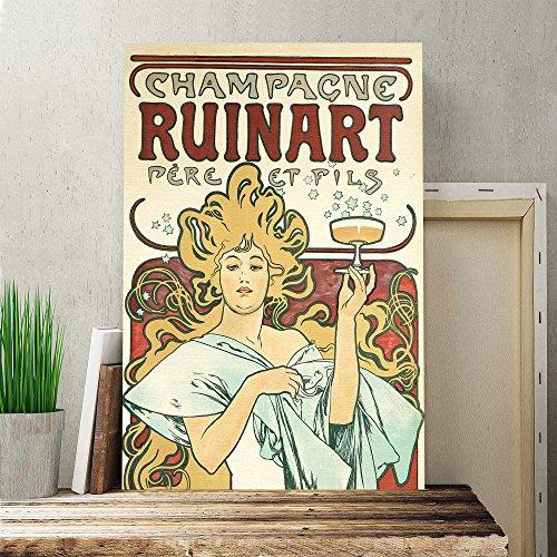 canvas-print-30-x-20-inch-76-x-50-cm-alphonse-mucha-champagne-ruinart-canvas-wall-art-picture-ready-