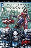 img - for Injustice: Gods Among Us Annual #1 book / textbook / text book