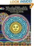 Mystical Mandala Coloring Book (Dover...