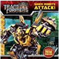 Transformers: Revenge Of The Fallen: When Robots Attack!