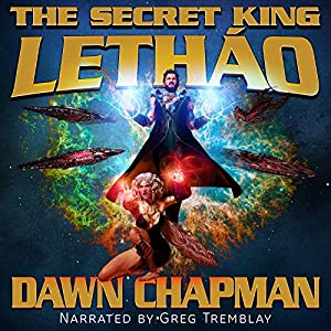 The Secret King: Lethao Audiobook