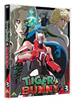 TIGER&BUNNY(タイガー&バニー) 3 [DVD]
