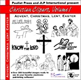 Advent, Christmas, Lent, Easter (Christian Clipart)