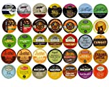 Everything Variety Unique 35-Count Variety Pack, Single-Cup Portion Pack Sampler for Keurig  Brewers