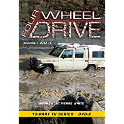 Four-Wheel Drive, season-1 DVD-1