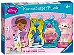Ravensburger Doc 4-Shaped Puzzles (10...