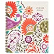 AT-A-GLANCE Weekly / Monthly Planner, Garden Party Design, Academic Year, 12 Months, July 2015-June 2016, 8.5 x 11 Inch Page Size (150-905A)