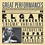 Elgar: Cello Concerto; &quot;Enigma&quot; Variations