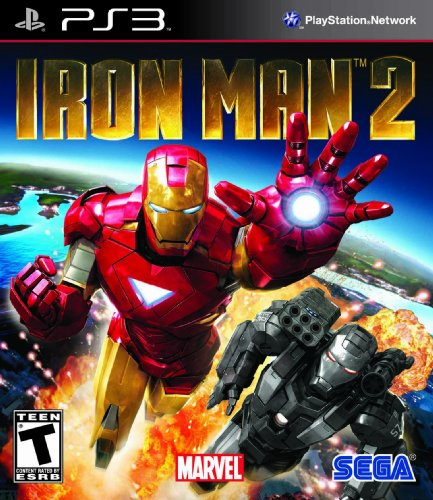Iron Man 2 - Playstation 3 (Iron Man 2 Ps3 compare prices)