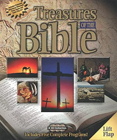 Treasures of the Bible (5 CD-ROM)