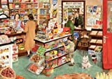 Gibsons The Village Shop Jigsaw Puzzle (1000 Pieces)