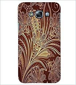 PRINTSWAG FLOWERS Designer Back Cover Case for SAMSUNG GALAXY J7
